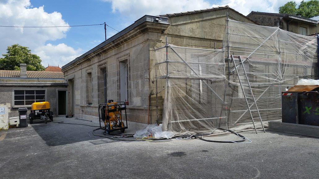 Ravalement-de-facade-Hydrogommage-Blanquefort-Avant