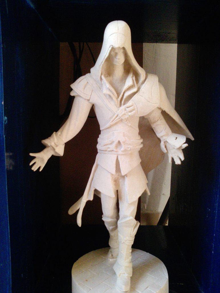 Sculpture-modele-reduit