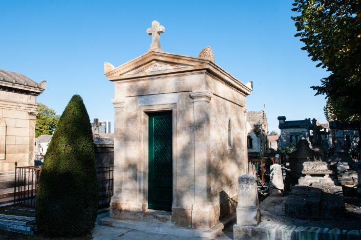 Renovation de tombe